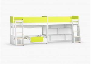 <span>Трехъярусная кровать</span> Легенда 42.4.4