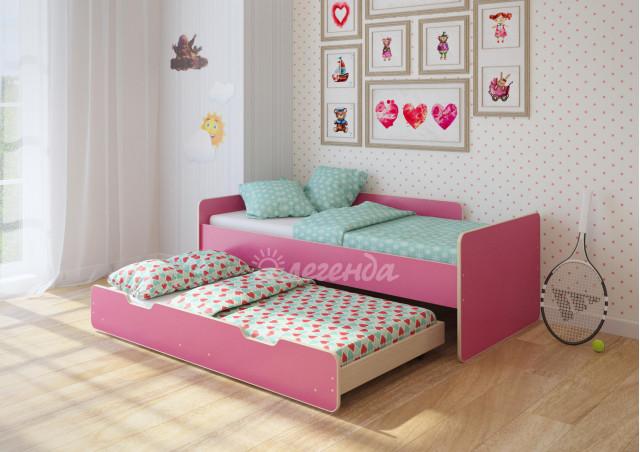 Двухъярусная кровать Легенда 14.2