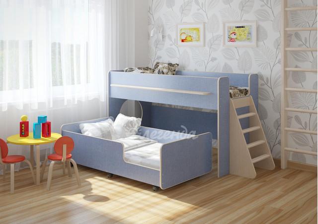 Детская выкатная кровать Легенда 23.3